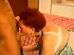 Incredible Amateur record with Blowjob, Grannies scenes