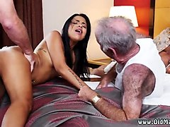 old man plays with young pussy xxx staycation with a latin hottie