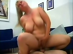 busty and hot bbw candy girl banged in doggy style position