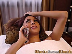 ho blows black masseur