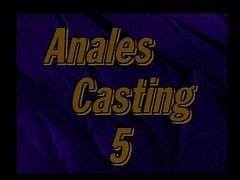 Anale Casting