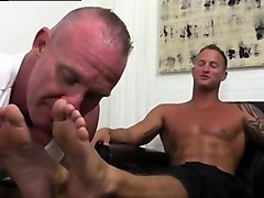 twink gay boys and feet dev worships jason james' manly feet