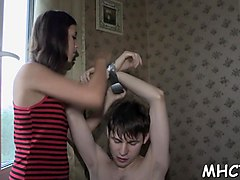 active teen playgirl got her revenge and cuckolds her ex bf