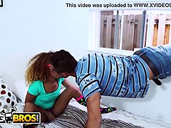 bangbros - kendall woods fucks her tutor behind mom&#039_s back!
