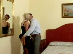 Unfaithfull Wife In The Hotel