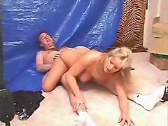 Hot Mature Blonde April