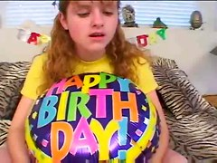 Molly Rome In Her Degraded Teenies Birthday