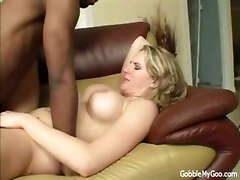 Anal Bus Blond Interracial