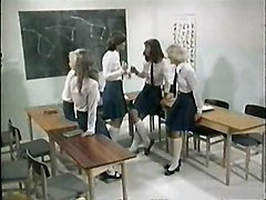 Mf 1651 School Orgy