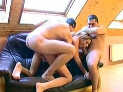 Another Hot 3some Withdouble Pen