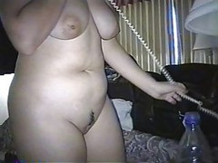 Mexican Wife Walking Around Naked